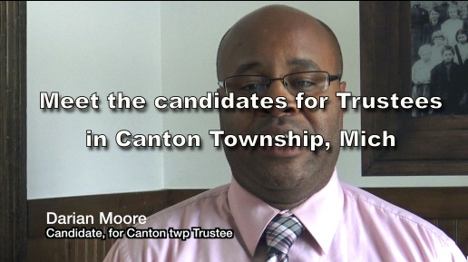 Candidates for Canton Township Trustees
