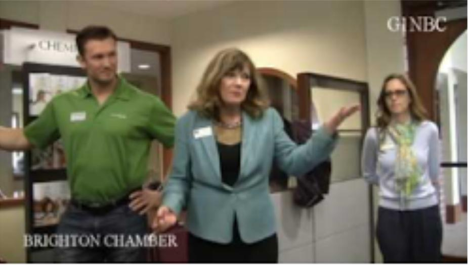 Chemical Bank Brighton Chamber Open House