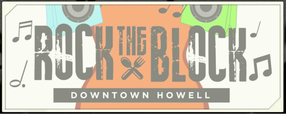 Downtown Howell Streets filled with music and food for Rock the Block  Finale